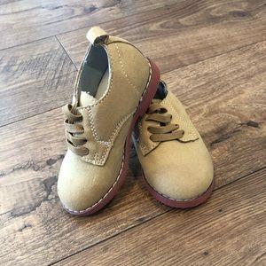 Baby Gap Sz 6 Boys Dress Shoes
